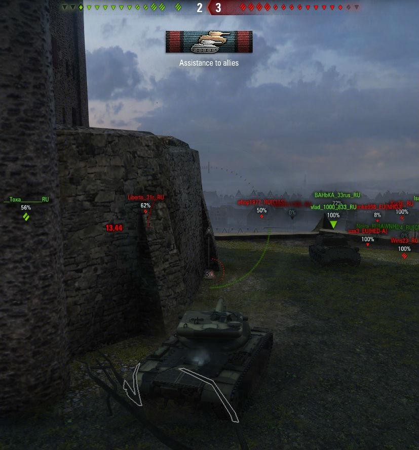 World of Tanks - Neue Gefechtsleistungsabzeichen in Update 9.8