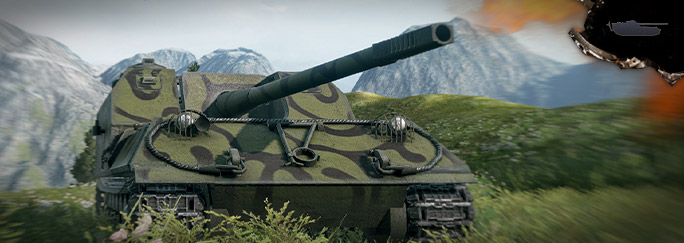 World of Tanks - Oben an der Spitze: Objekt 263