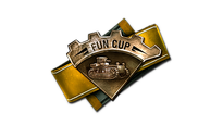 Fun Cup - Small and Funky