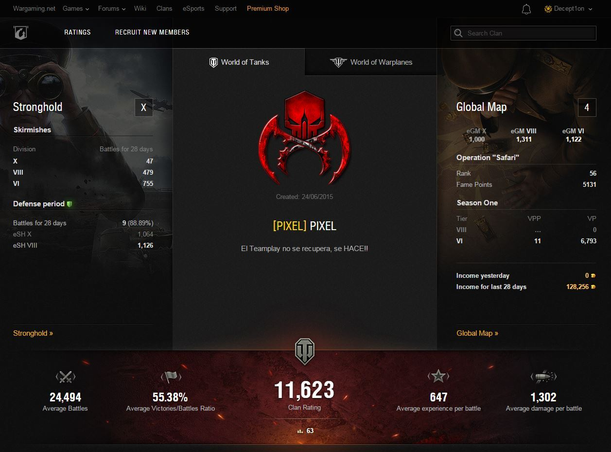 Clan portal statistics update clan wars world of tanks global map will display the clans event and season progress the possibility to view the number of fame and victory points will also help you to get gumiabroncs Image collections