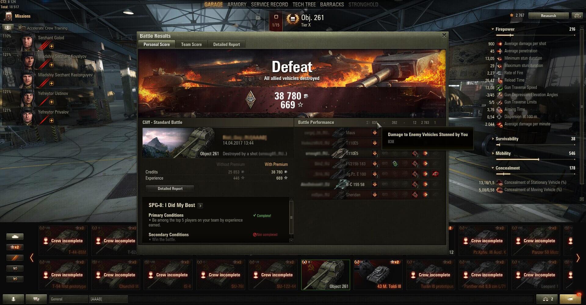 T28 htc Matchmaking