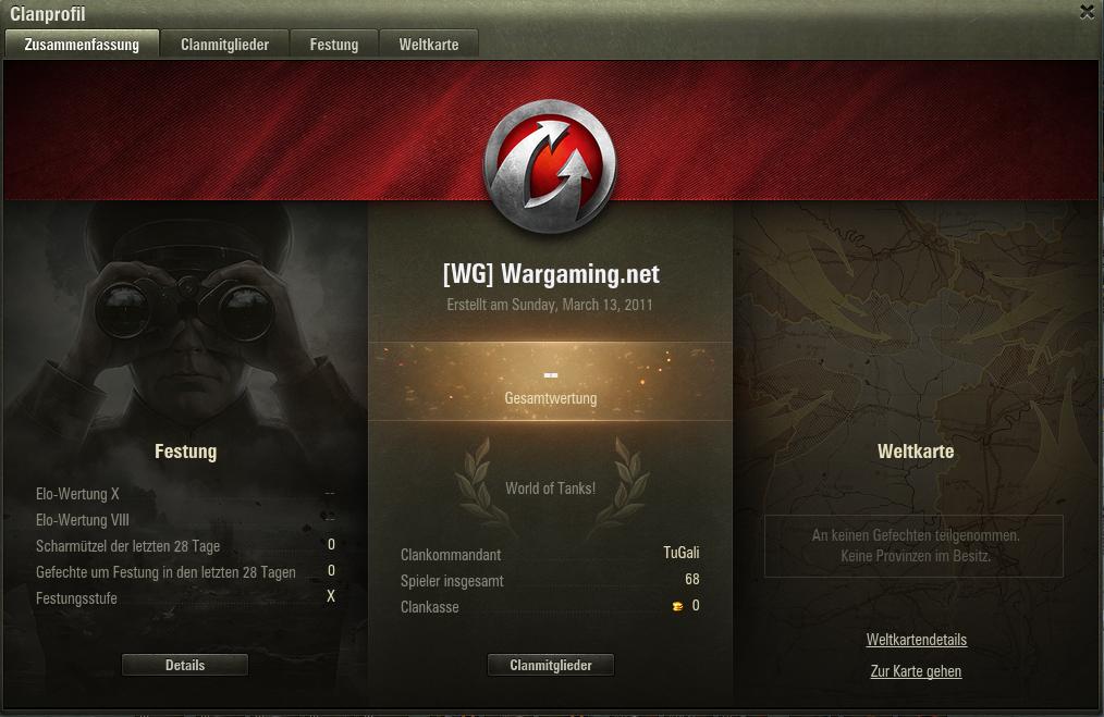 World Of Tanks Clan Verlassen