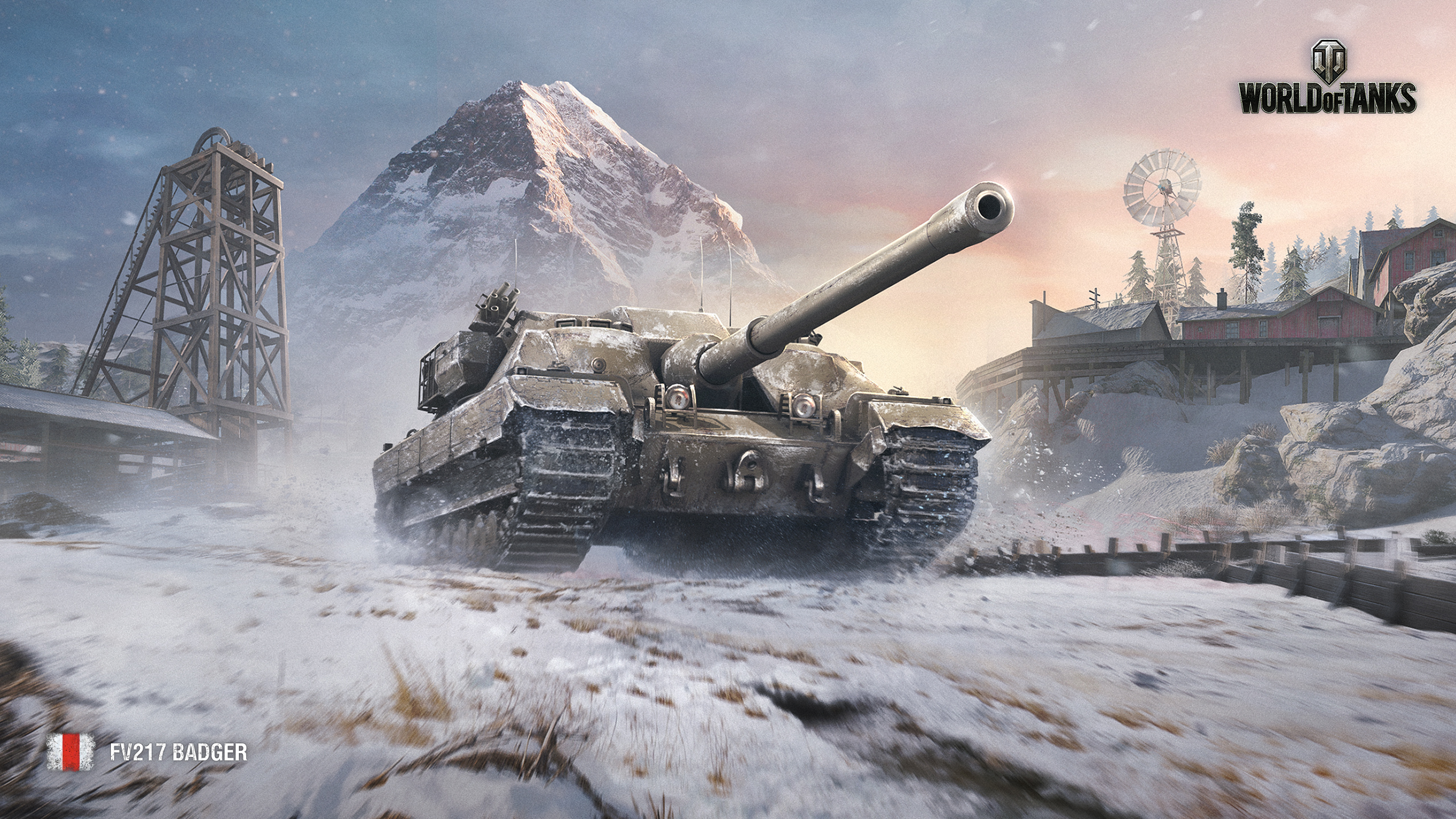 wallpaper for january 2018 | general news | world of tanks
