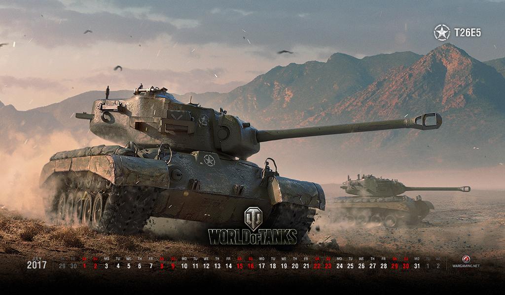 Sfondi Per Luglio 2017 Notizie Generali World Of Tanks News