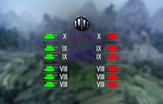 World of tanks matchmaking is rigged