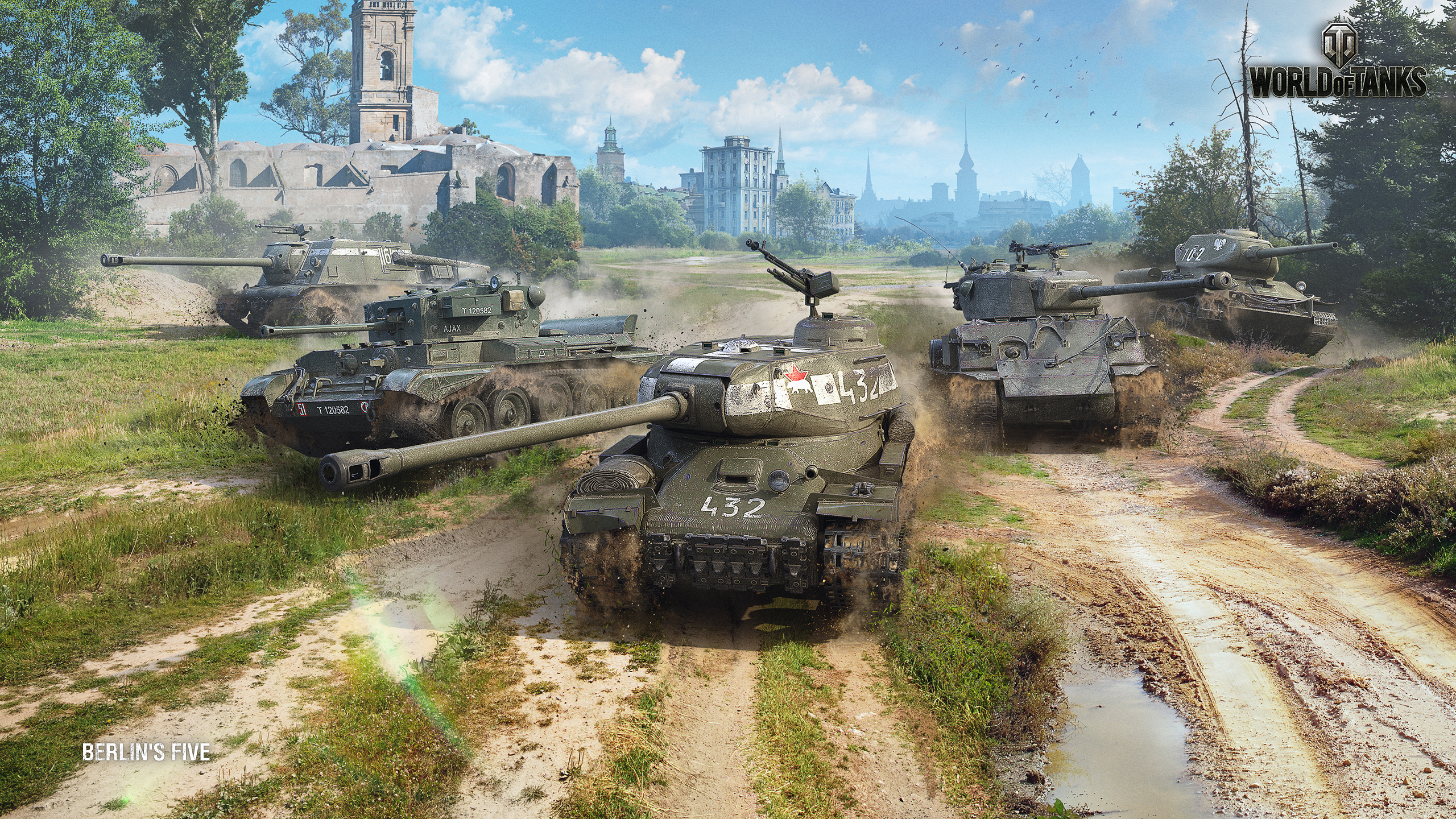 wot may wallpaper – the armored patrol