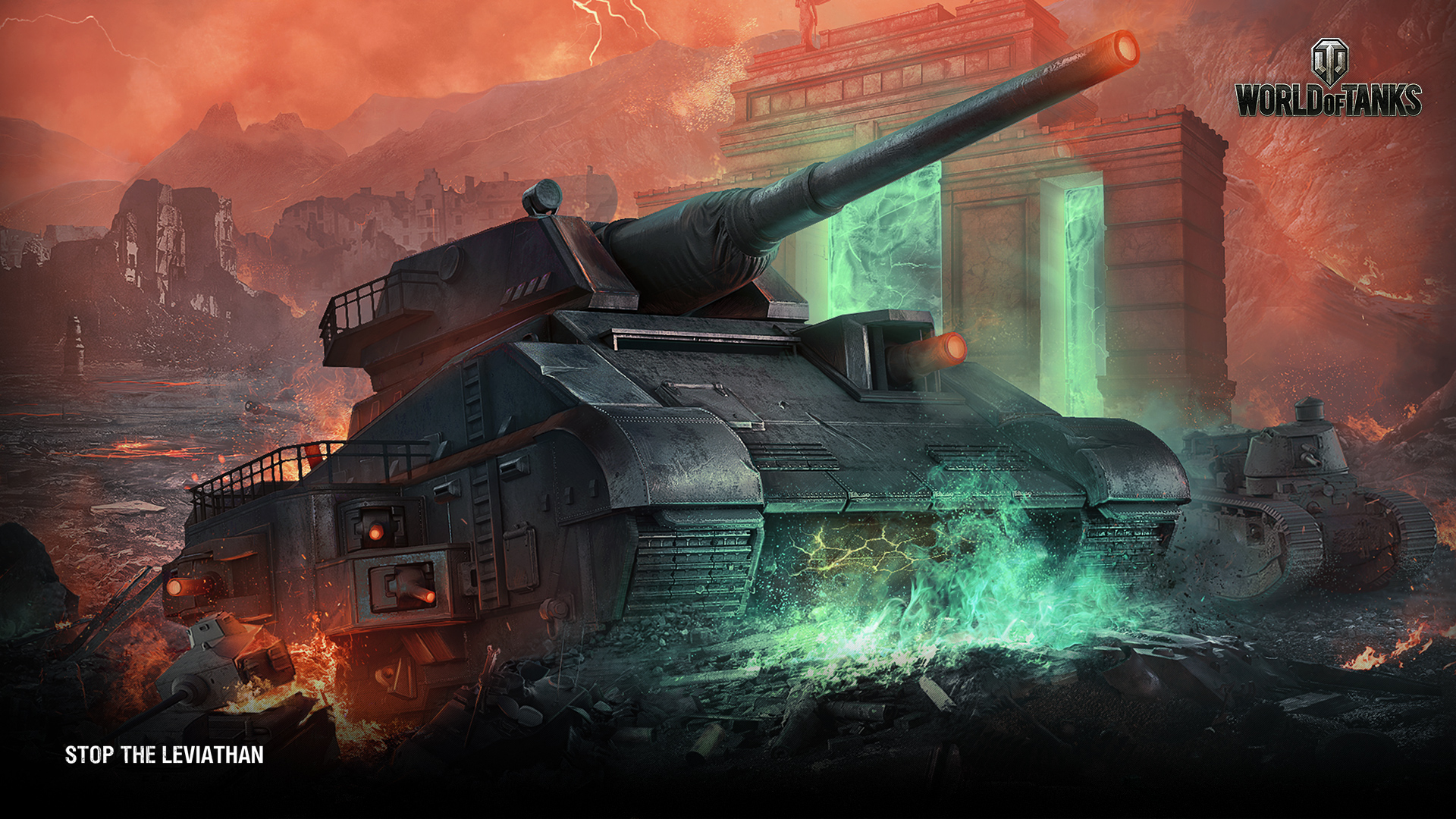 two wallpapers for november 2017 | general news | world of tanks