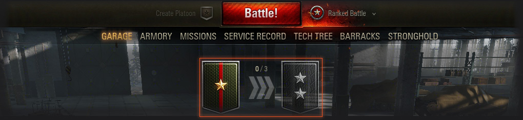 Ranked Battles | General | Guide