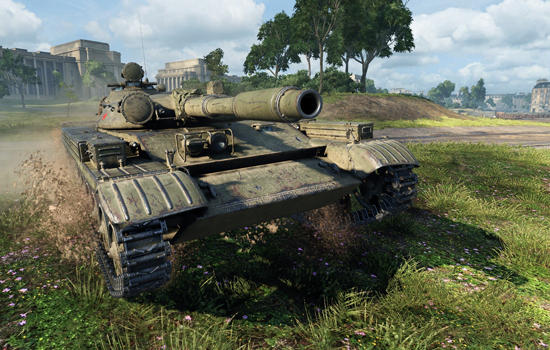 Patch 9.18 do World of Tanks