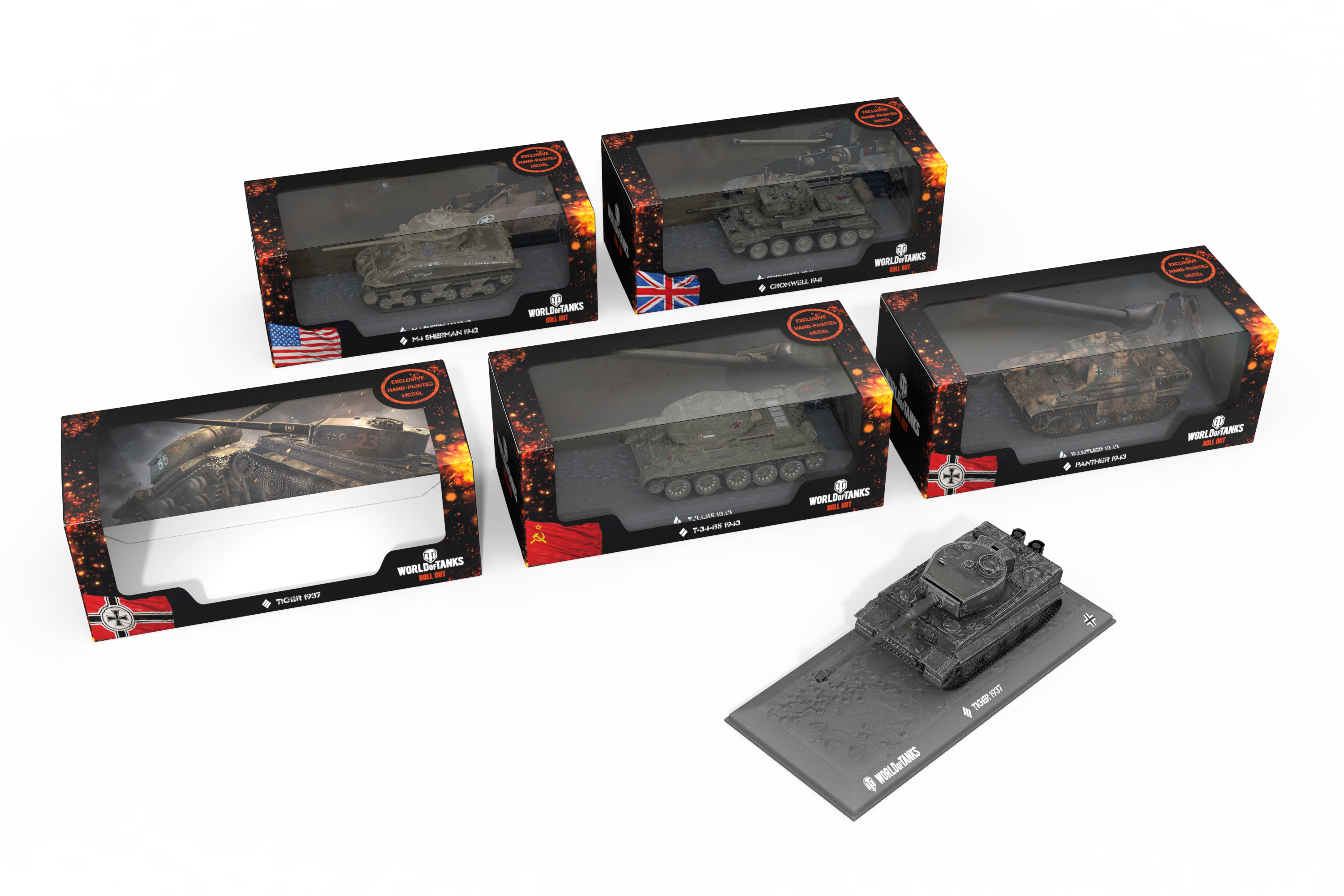 World of Tanks Miniature Collection! | General News | World of Tanks