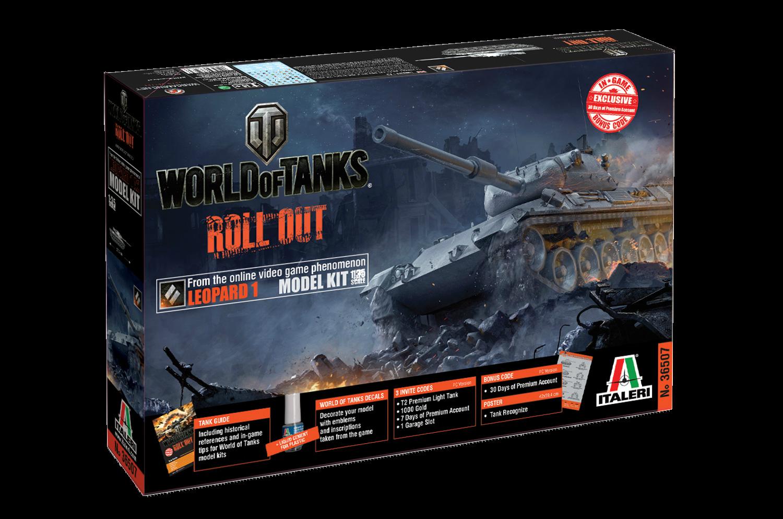 World of Tanks and Italeri Strike Again!   General News ...
